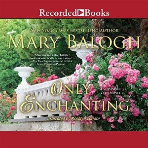 book cover. Only Enchanting by Mary Balogh