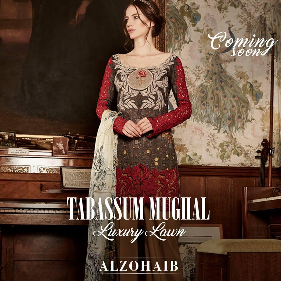 Tabassum Mughal Clothing Pakistani Dresses Online