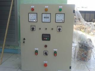 melayani pembuatan dan service panel listrik