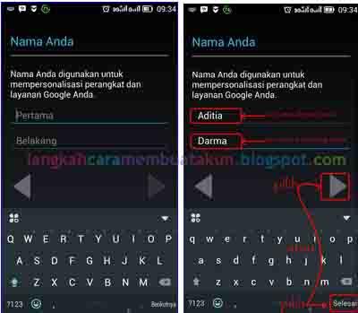 Cara Daftar Email Gmail Gratis Lewat Hp Android Terbaru