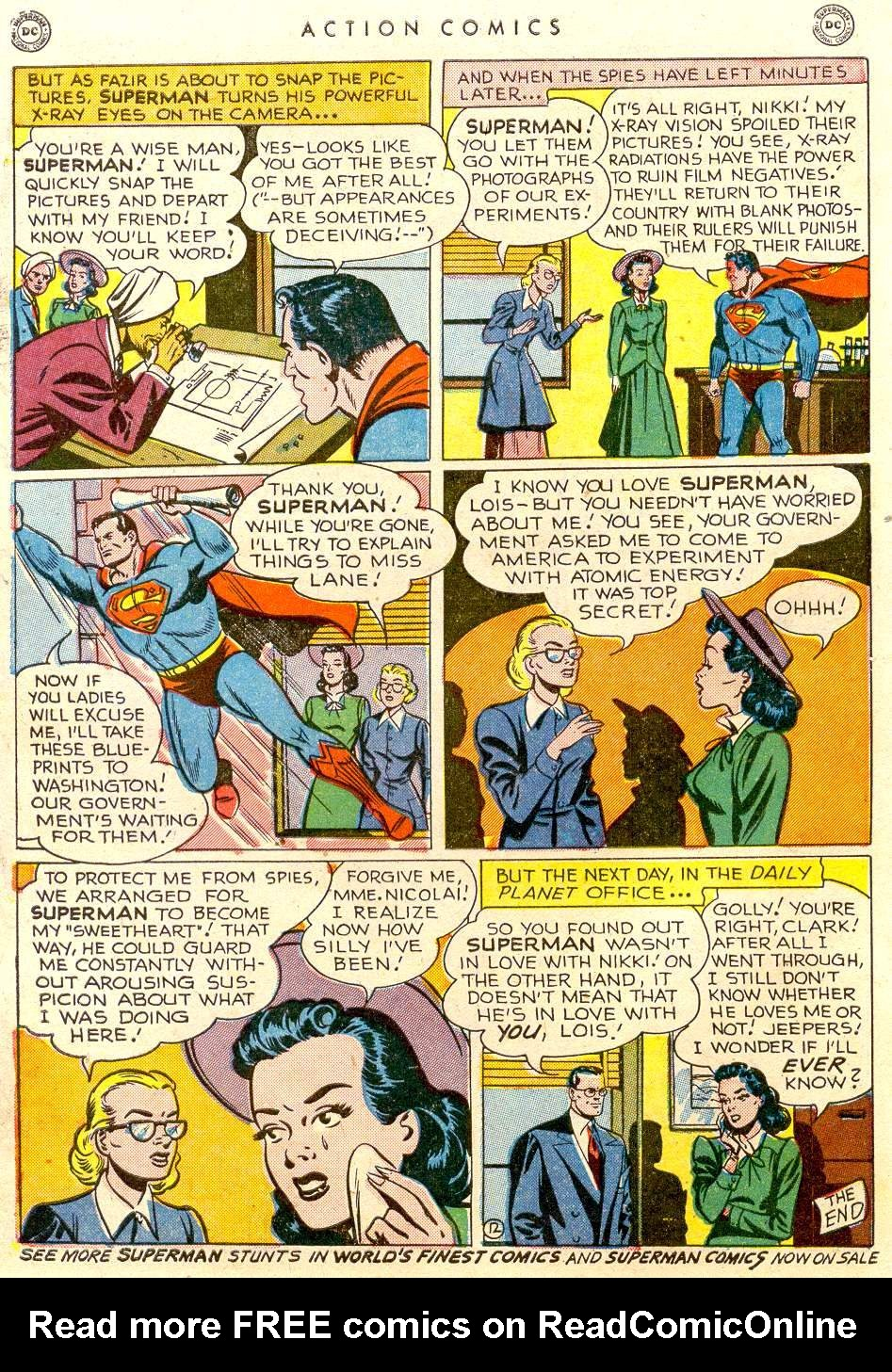 Action Comics (1938) 143 Page 12