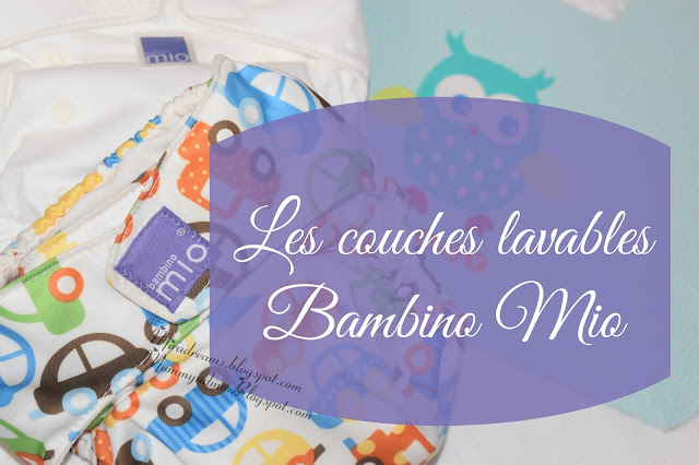 Les couches lavables Bambino Mio