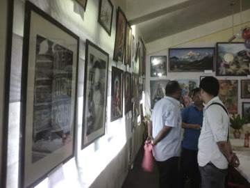 KAA begins 4-day art exhibition in Kalimpong