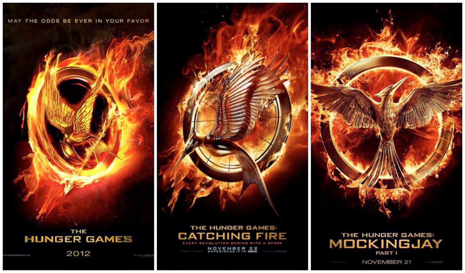 Hunger Games series - IMDb
