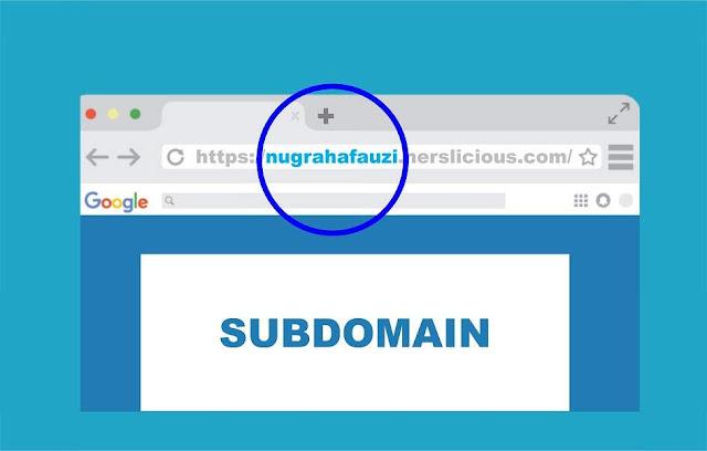 Cara Membuat Subdomain di Blogspot