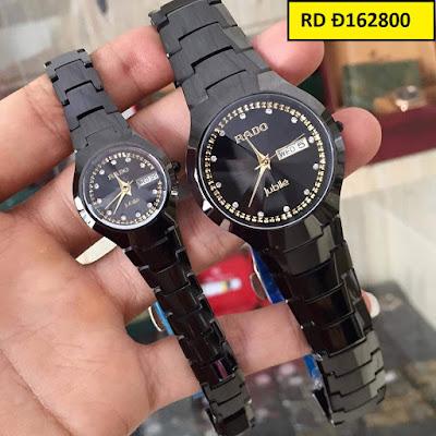 đồng hồ cặp đôi Rado RD D162800