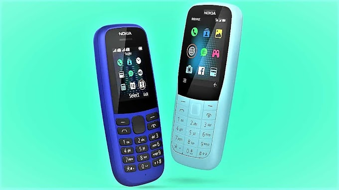 Nokia 105 2019 new feature phone launched
