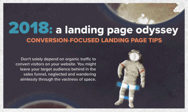 A Landing Page Odyssey: Conversion-focused Landing Page Tips