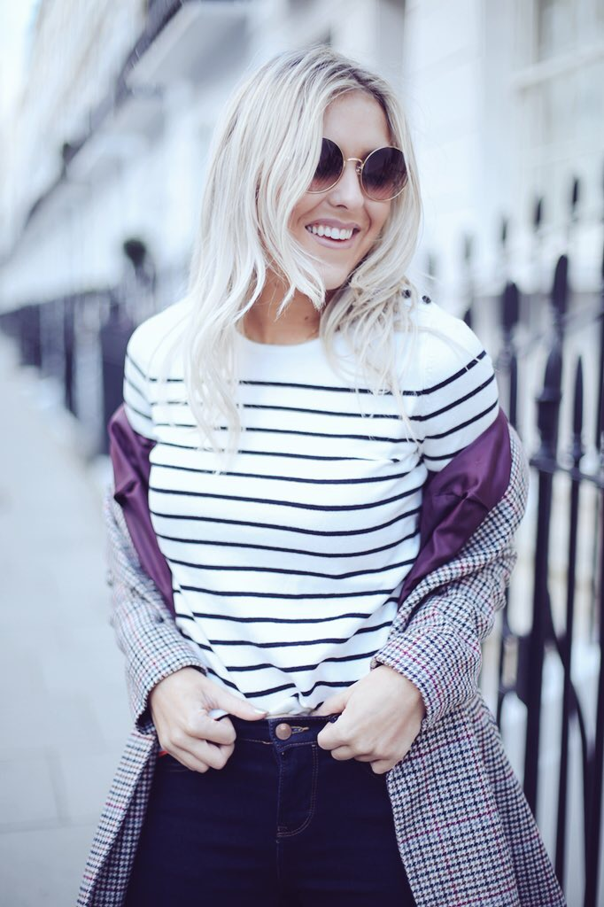 stripe top streetwear