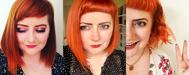 Evo Fabuloso Pro bright orange hair review