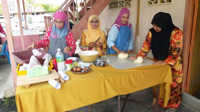 Program Gaya Hidup Sihat Bersama Penduduk Di Kampung Jalan Pantai