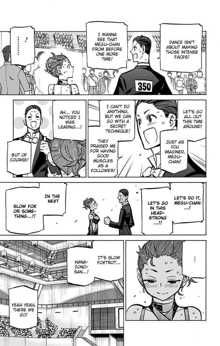 Seshiji o Pin! to - Shikakou Kyougi Dance-bu e Youkoso - Chapter 59