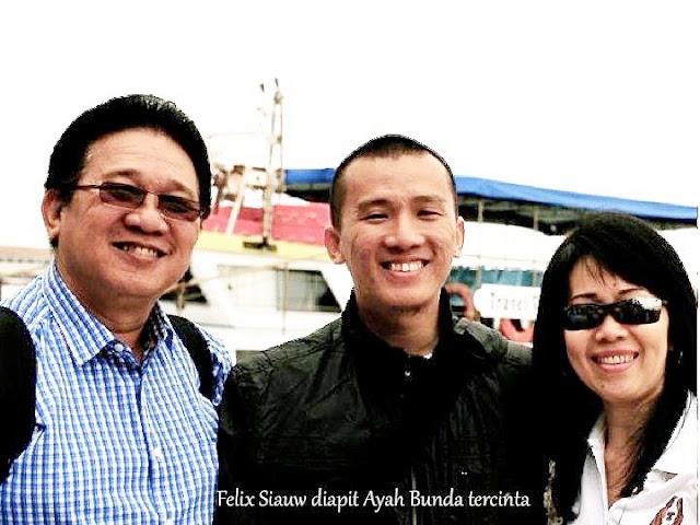 Tips Bertoleransi Terhadap Perayaan Natal Ala Ustadz Felix Siauw, Patut Ditiru!