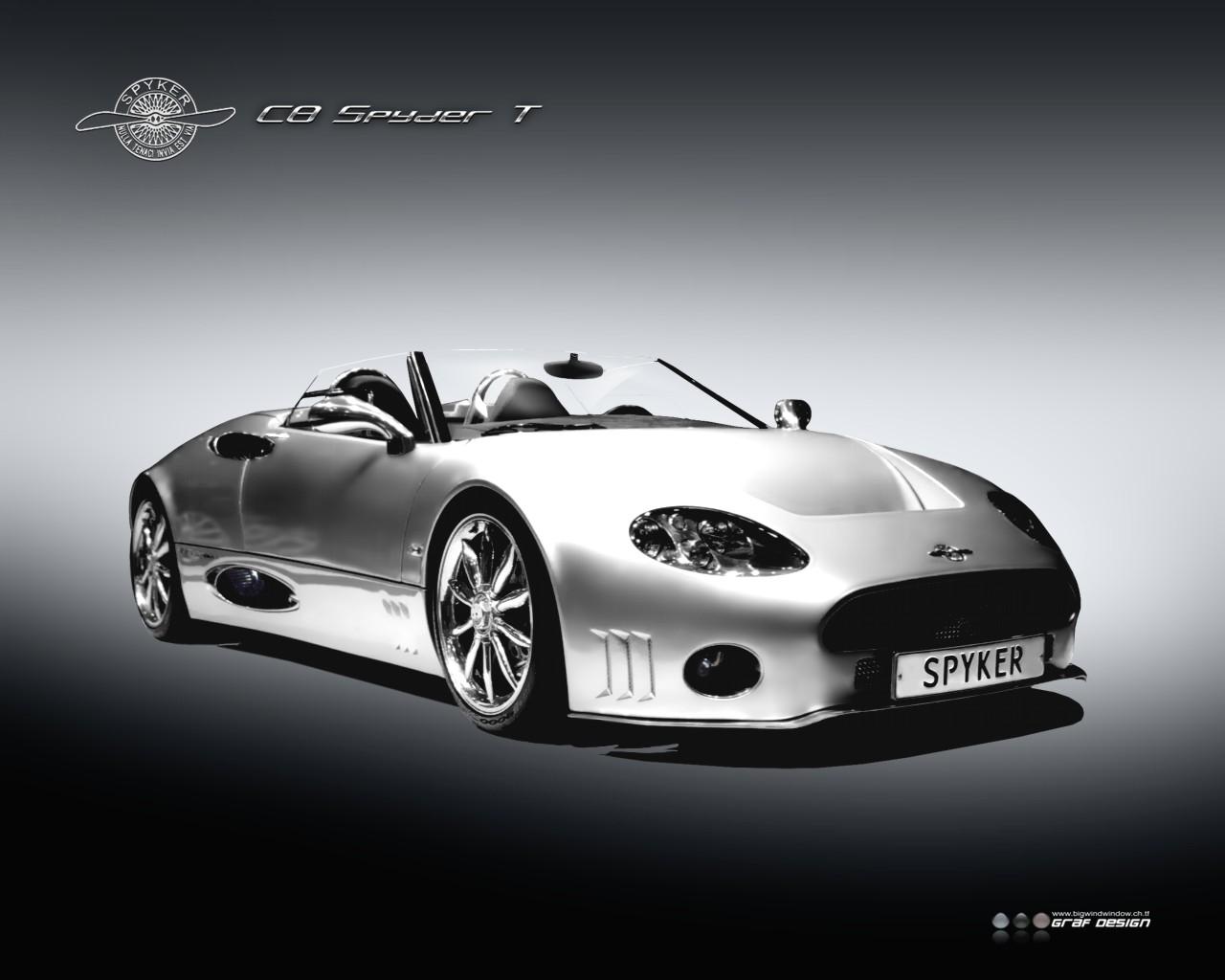 Make Your Own Car >> Encyclopedia: Spyker