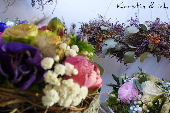Kränze Blumen Deko Floristik Zauberblume