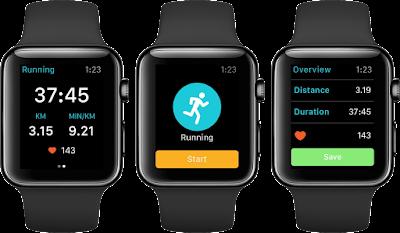 5 Aplikasi Kesehatan Apple Watch