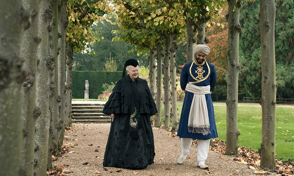 film september 2017 victoria and abdul