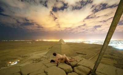 Couple accused of having sex on Great Pyramid