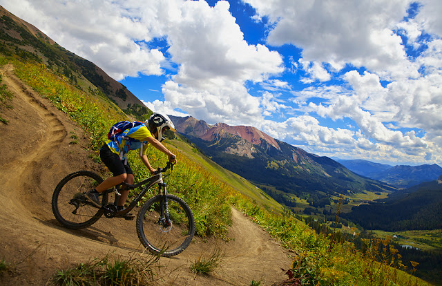 destinations for mountain biking