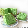 Pandan Chiffon Cake (oil-less)