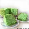 Pandan Chiffon Cake (oil-less)