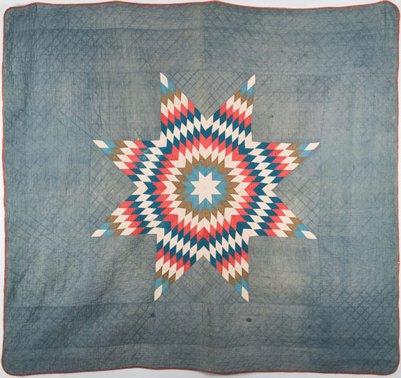 Civil War Quilts A Texas Secession Quilt