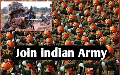 Join Indian Army height weight chest education and all detail in hindi