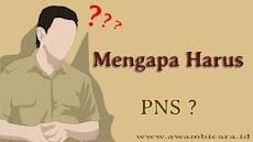 Mengapa Harus Jadi Pegawai Negeri Sipil - PNS?