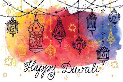 Diwali 2018 Drawings, Paintings & Sketches