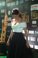 Amyra Dastur in White Deep neck Top and Black Skirt ~  Exclusive 005.JPG