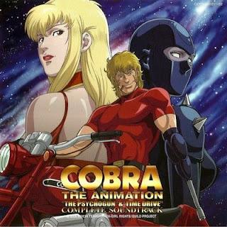 Cobra The Animation II – Todos os Episodios