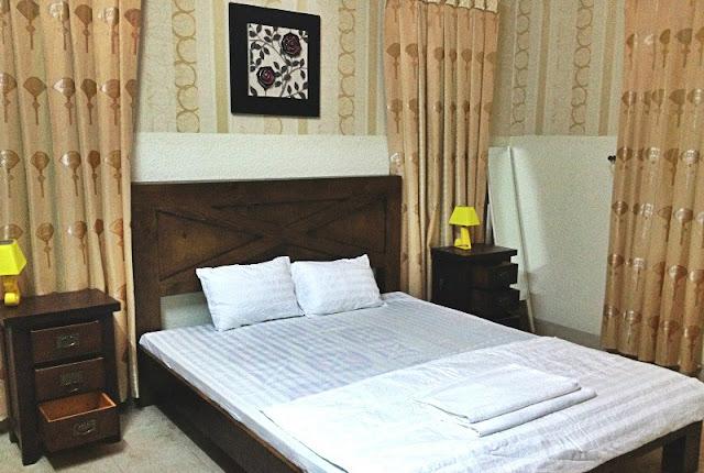 BIỆT THỰ VŨNG TÀU (4 phòng ngủ - Lê Hồng Phong)
