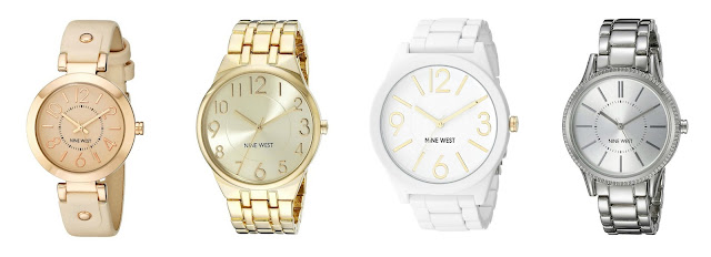 Nine West Watches on sale for only $30!!!