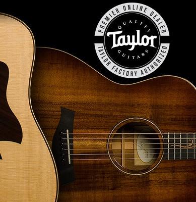 Đàn Guitar Taylor - Cây đàn guitar sở hữu thương hiệu cao cấp nhất hiện nay