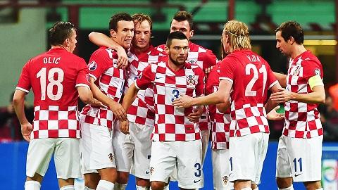 Vào ngày 12/06 tới đội tuyển Croatia sẽ tham gia đá trận khai mạc World Cup 2014