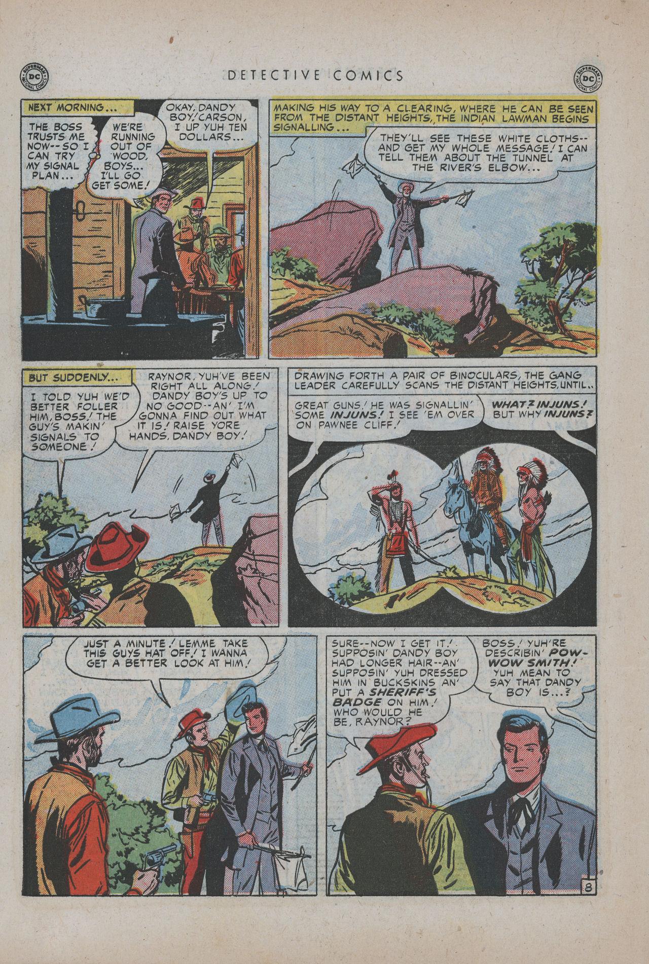 Detective Comics (1937) 171 Page 47
