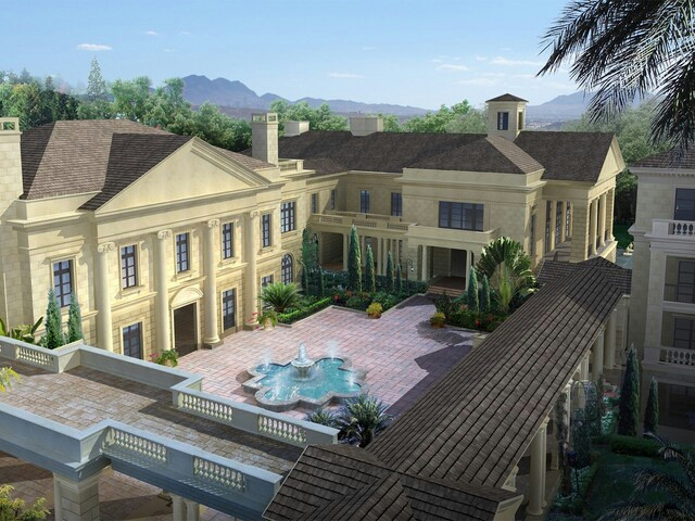 Big home designs home review co for Big modern house plans