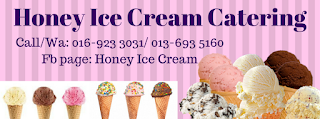 Honey Ice Cream Catering
