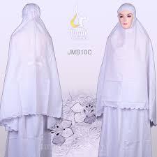 Model Mukena Warna Putih Mewah Dan Model Terbaru