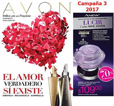 avon catalogo de cosmeticos c-03 2017