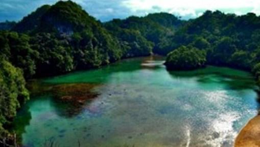 pulau sempu object wisata di malang