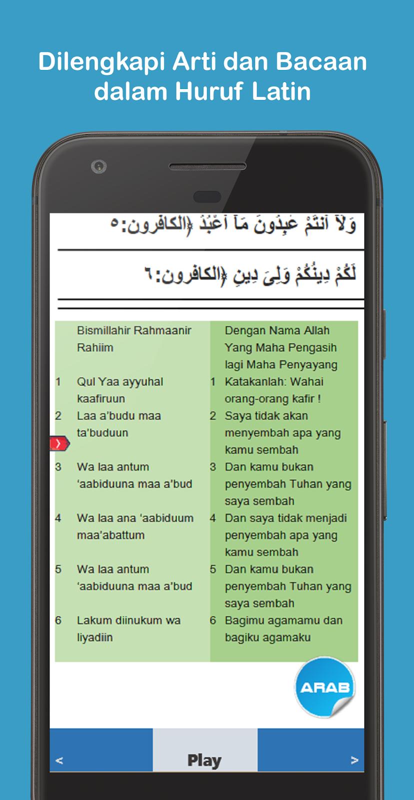 Juz Amma Dan Terjemahannya Lengkap