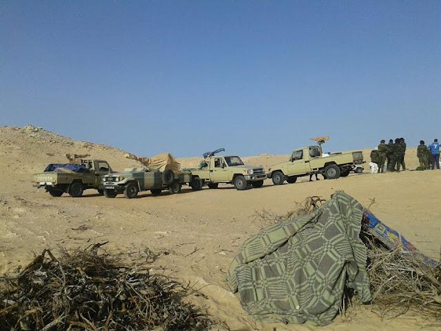 Alguergarat : L'ONU propose un déploiement exclusif de la Minurso dans la région