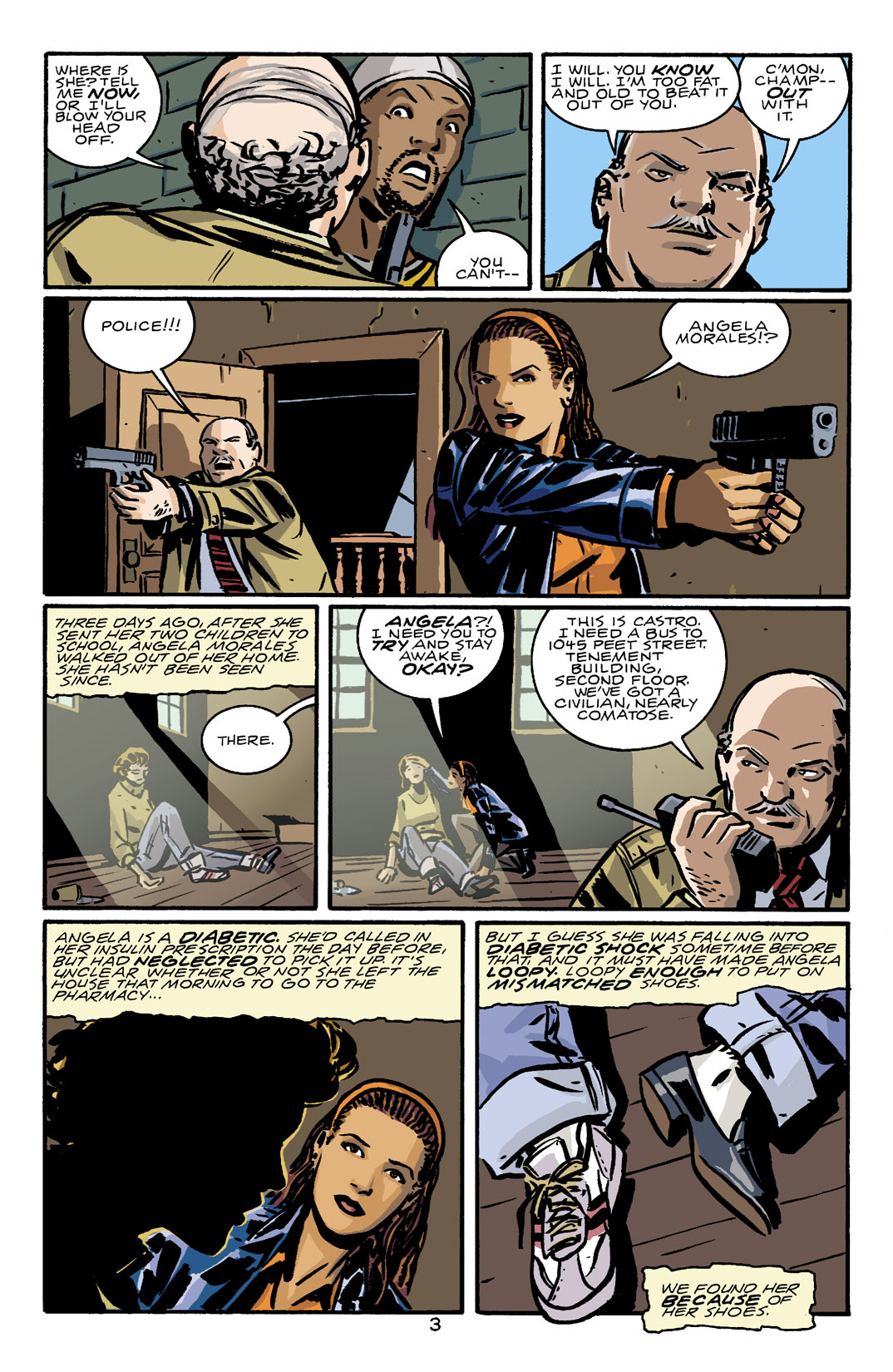 Detective Comics (1937) 784 Page 25