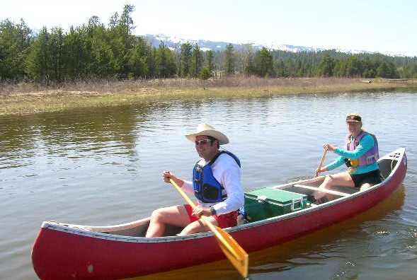 Stueby's Outdoor Journal: Flatwater kayaking/canoeing is a