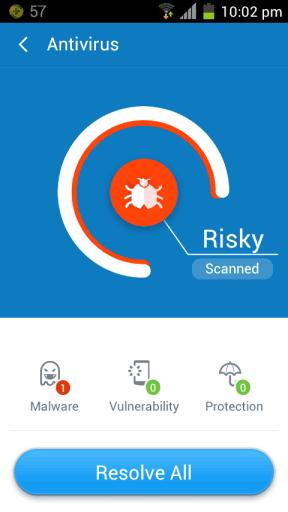 6 mejores aplicaciones de seguridad para Android 360