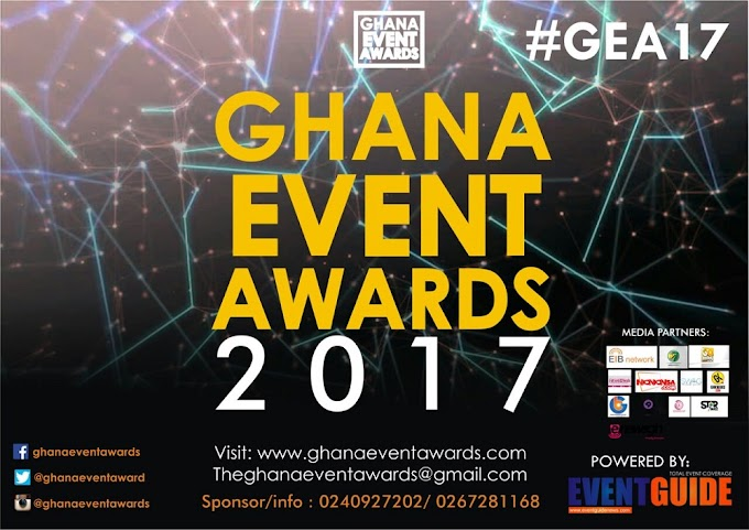 Nominees For Maiden Ghana Event Awards Announced
