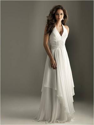 811c1b2b5d MODELO N° 49-Delicado e branco para o seu Reveillon ser encantador! Um  vestido lindo!!