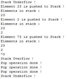 ARM subroutines & program stack