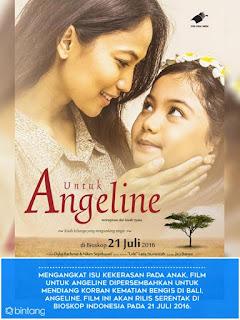 "Film ""Untuk Angeline"", Penolakan Kekerasan Terhadap Anak"